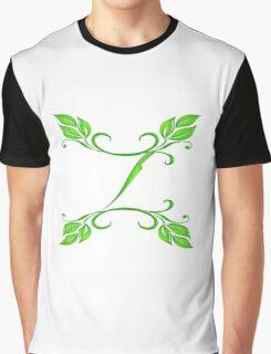 Letter Z Graphic T-Shirt