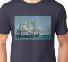 "Replica of the Bounty Built for ""Mutiny on the Bounty"" Unisex T-Shirt"