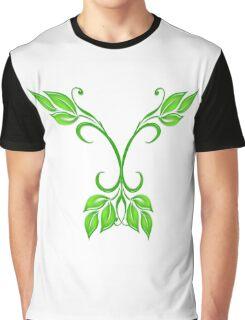 Letter V Graphic T-Shirt