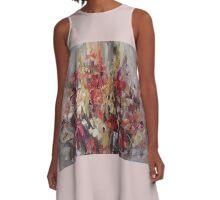 Floral bundle A-Line Dress