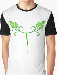 Letter T Graphic T-Shirt