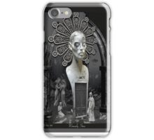 Womanly Stone Surreal Art iPhone Case/Skin