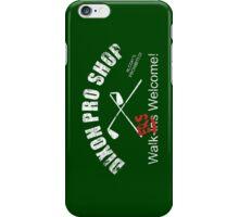 Dixon Pro Shop iPhone Case/Skin