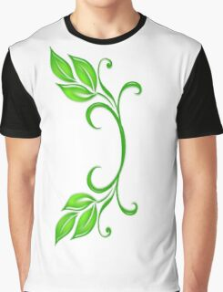 Letter I Graphic T-Shirt