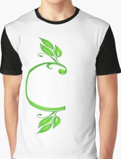 Alphabet c Graphic T-Shirt