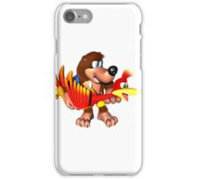 Banjo kazzoie case iPhone Case/Skin