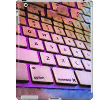 Glowing Keyboard iPad Case/Skin