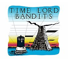 Time Lord Bandits Photographic Print