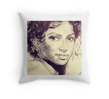 Dorothy Dandridge  Throw Pillow