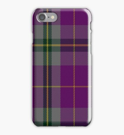 02100 Wicks Tartan iPhone Case/Skin