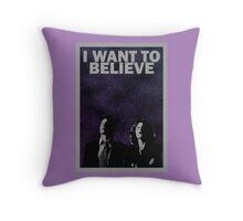 IWTB Throw Pillow