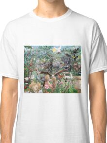 In the garden Classic T-Shirt