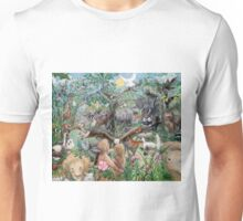 In the garden Unisex T-Shirt