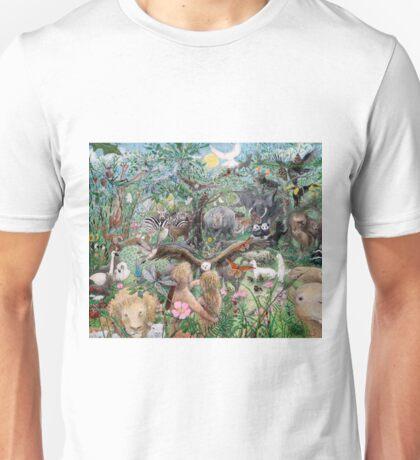 In the garden Unisex T-Shirt