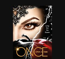 once upon a time season 6, ouat 6, once upon a time regina, ouat regina, regina, evil regina returns, evil queen returns, season 6, evil queen is back Unisex T-Shirt