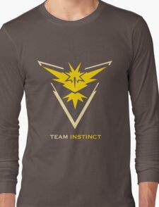 Team Instinct Black Long Sleeve T-Shirt