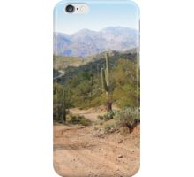 Down the Road I Go iPhone Case/Skin