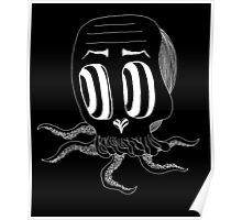 Octo-Skull Poster