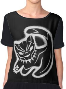 The panther king Chiffon Top