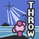 Kirby Throw by likelikes