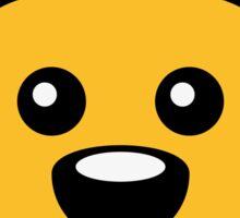 Teddy Bear (Smile) Sticker