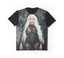 virgin queen of rap Graphic T-Shirt