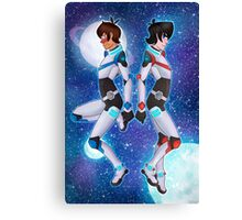 Voltron, space gays Canvas Print
