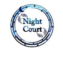 Night Court Photographic Print