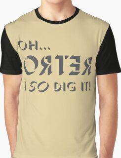 retro 01 Graphic T-Shirt
