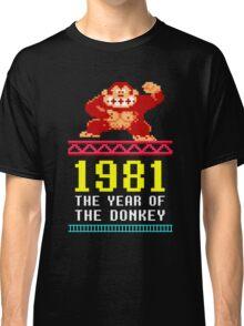 Donkey Kong Gamer tshirt Classic T-Shirt