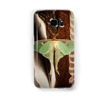Luna Moth Samsung Galaxy Case/Skin