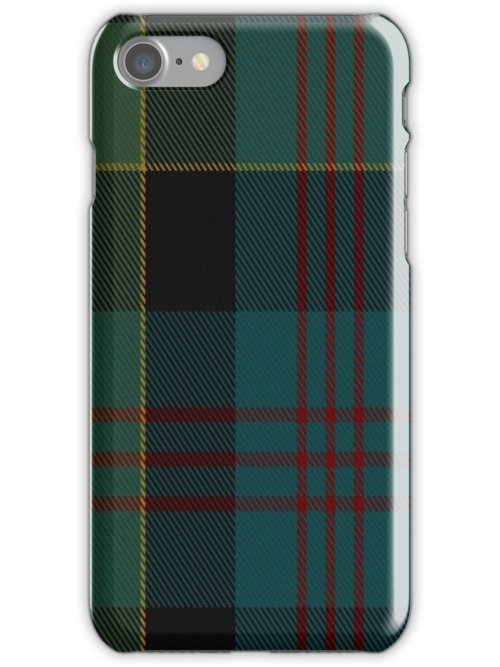 02096 Whitson Clan/Family Tartan  by Detnecs2013