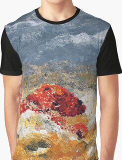 Sky Octopus Graphic T-Shirt