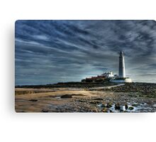 Under a Big Sweeping Sky Canvas Print