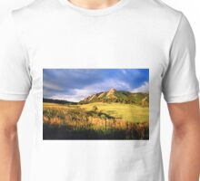 Summer At The Flatirons Unisex T-Shirt