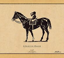 Scottie Racer by groovyart