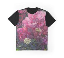 Summer Abstract Graphic T-Shirt
