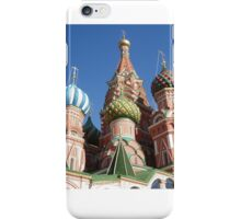 Moscow 3 iPhone Case/Skin