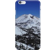 Lassen Peak - Lassen Volcanic National Park - Mineral, Ca iPhone Case/Skin