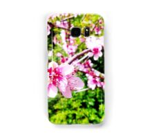 Cherry Blossoms in Spring Samsung Galaxy Case/Skin