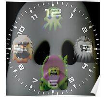 Monster Time! Poster