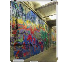 Graffiti Downtown Boise, ID iPad Case/Skin