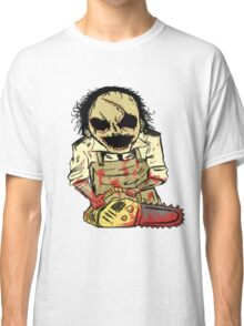 Leatherface. The Texas Chainsaw Massacre Classic T-Shirt