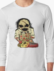 Leatherface. The Texas Chainsaw Massacre Long Sleeve T-Shirt