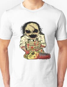 Leatherface. The Texas Chainsaw Massacre Unisex T-Shirt