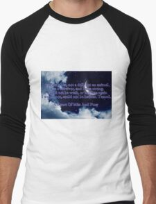 A Court of Mist and Fury Quote Men's Baseball ¾ T-Shirt