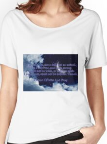 A Court of Mist and Fury Quote Women's Relaxed Fit T-Shirt