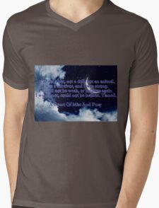 A Court of Mist and Fury Quote Mens V-Neck T-Shirt