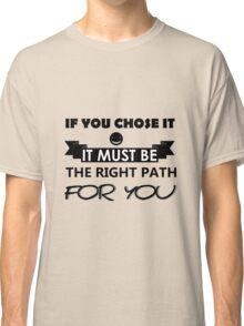 korosensei quote Classic T-Shirt