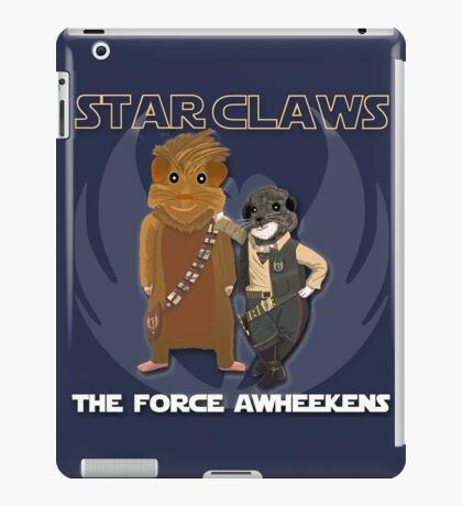 Star Claws iPad Case/Skin